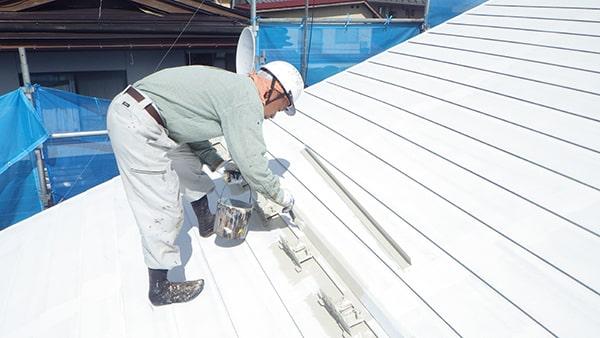 屋根塗装|飛塚塗装店