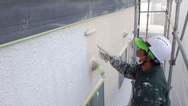 外壁塗装|飛塚塗装店