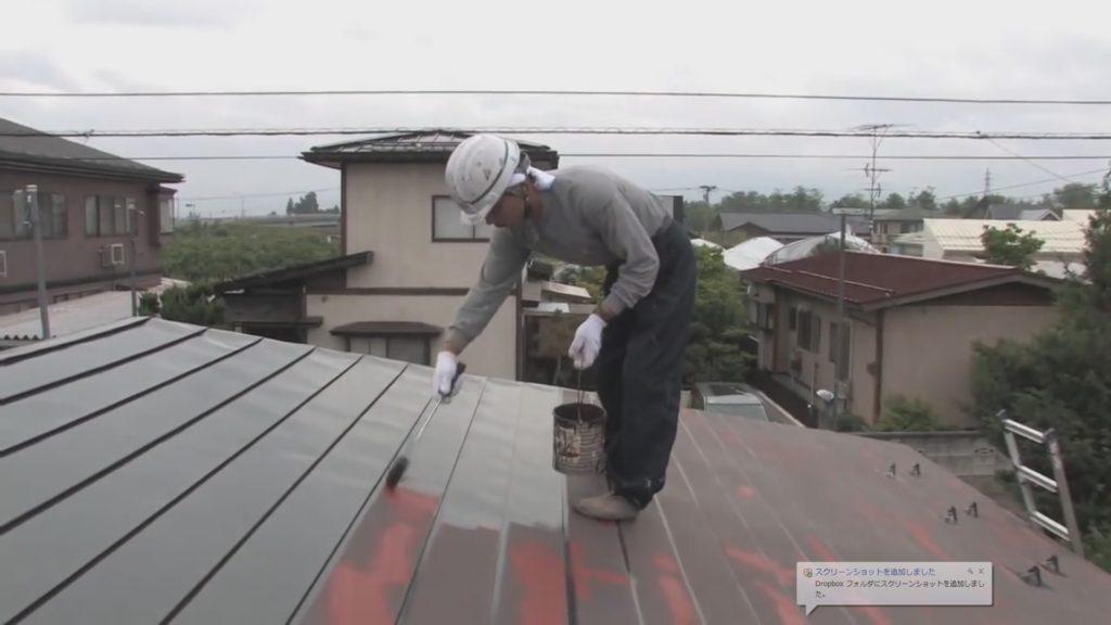 屋根塗装の流れ|飛塚塗装店