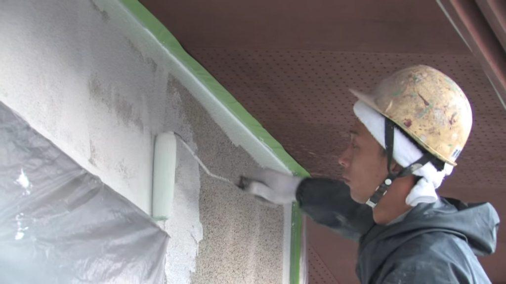 外壁塗装の流れ|飛塚塗装店